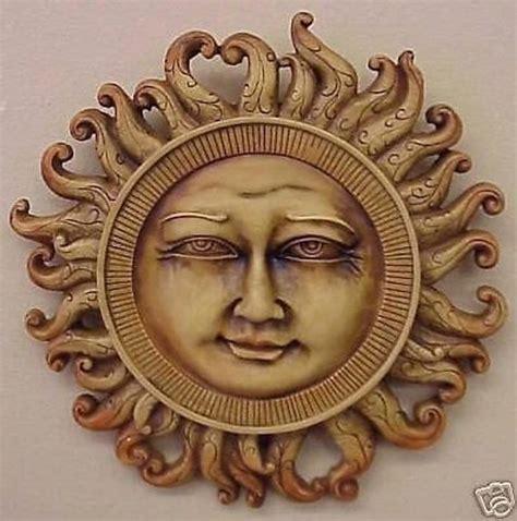 Celestial Sun Wall Plaque Home Decor | Etsy | Sun art ...