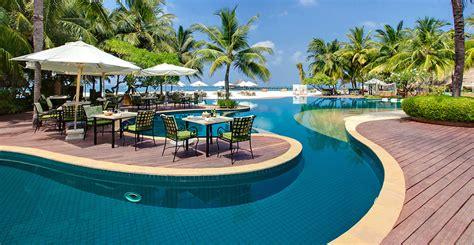h 244 tel kanuhura aux maldives le luxe d un somptueux h 244 tel 5 233 toiles