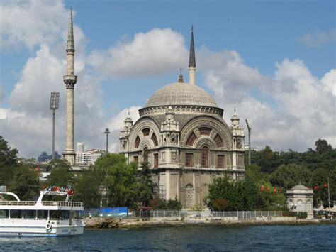 Dolmabahce Mosque In Istanbul Turkey Islam And Islamic