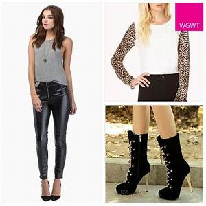 "Get ""The Edgy Chic Look"" - Paperblog"
