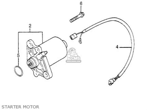 honda nnmd gyro   usa parts lists  schematics