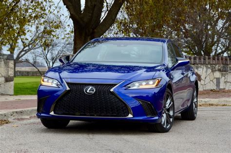 2019 Lexus Es Review, Intersect With Luxury By Larry Nutson