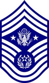 Air Force Command Chief Master Sergeant Rank