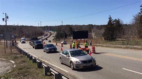 Sagamore Bridge Traffic Youtube
