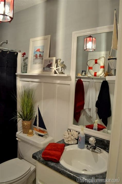 Themed Bathroom Ideas by 57 Best Nautical Themed Bathrooms Images On