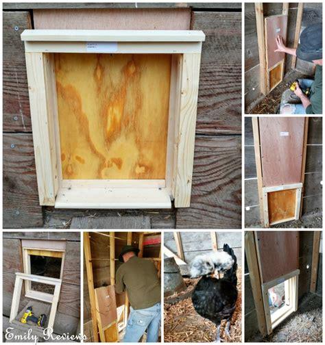 automatic chicken coop door automatic chicken coop door review emily reviews