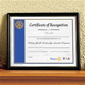 rotary certificate of appreciation template - year end awards gifts rotary club supplies russell