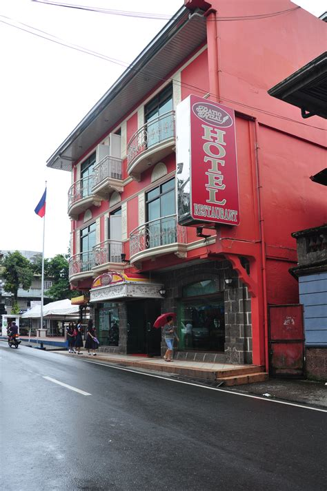 a highly cultural municipality of lucban quezon phillippines