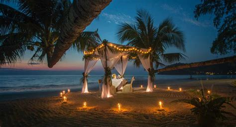 heiraten  strand hochzeit  strand beleuchtung