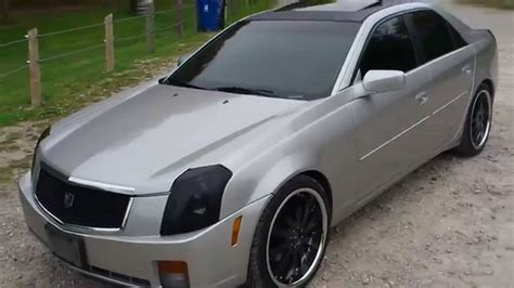top gear cadillac cts caddy vip status