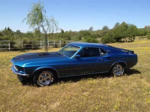 1969 Mach 1 Mustang M