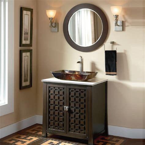 30 inch single sink bathroom vanity adelina 30 inch contemporary vessel sink bathroom vanity 24759