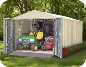 arrow 10x10 commander metal storage shed kit chd1010