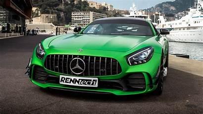 Amg Mercedes 4k Gt Renntech Custom Benz