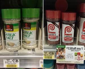 Good Deal on Lawry Garlic Salt and Seasoned Salt at Publix ...