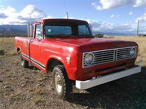 1972 International Harvester 1210 4x4