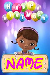 doc mcstuffins birthday doc mcstuffins birthday card gangcraft net