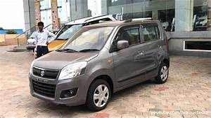 Suzuki Wagon R : maruti suzuki wagon r vxi 2017 real life review youtube ~ Melissatoandfro.com Idées de Décoration