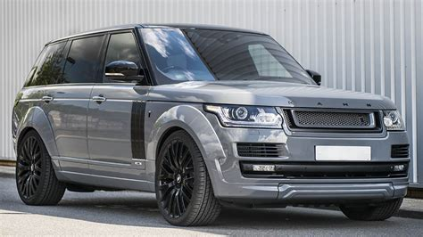 land rover kahn kahn design announces range rover rs600 kit performancedrive