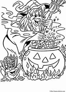 Dessin Qui Fait Tres Peur : coloriage halloween adulte a imprimer qui fait peur ~ Carolinahurricanesstore.com Idées de Décoration
