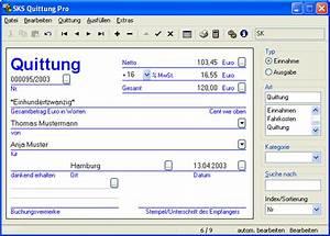 Quittung Statt Rechnung : 9 quittung schreiben vorlage ark mipa ~ Themetempest.com Abrechnung