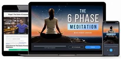 Meditation Phase Lakhiani Vishen Mindvalley Learn Access