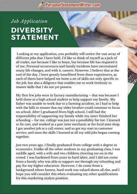 Mission Statement Application by Best Diversity Statement Sles For Application