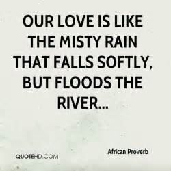 African Love Proverbs Quotes
