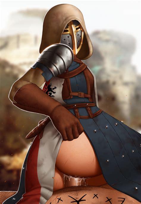 Peacekeeper Doing Her Job Jojobanks For Honor Rule34