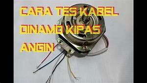 Cara Menentukan Kabel Speed Kipas Angin