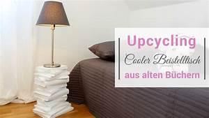 Tisch Aus Büchern : upcycling tisch aus b chern youtube ~ Buech-reservation.com Haus und Dekorationen