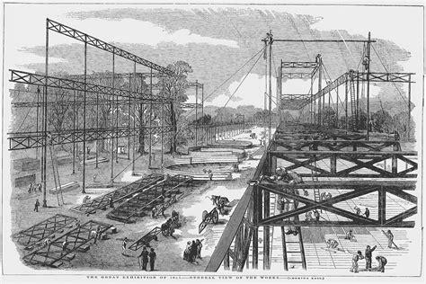 Construction Work at Hyde Park, East Side (Larger image ...