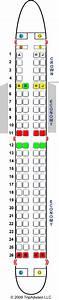 Seatguru Seat Map Royal Jordanian Embraer Erj