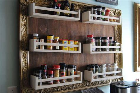 Diy Ikea Spice Rack by Spice Rack 32 Creative Diy Ideas Tutorials