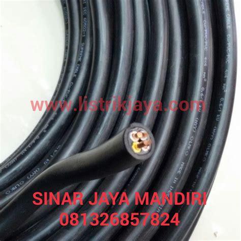 jual kabel nyy 4 x 4 mm supreme