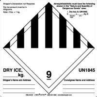 ultimate guide  shipping  dry ice dgd transport