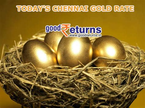 India Gold Rate Todays Gold Rate In Chennai 22 24 Carat Gold Price On
