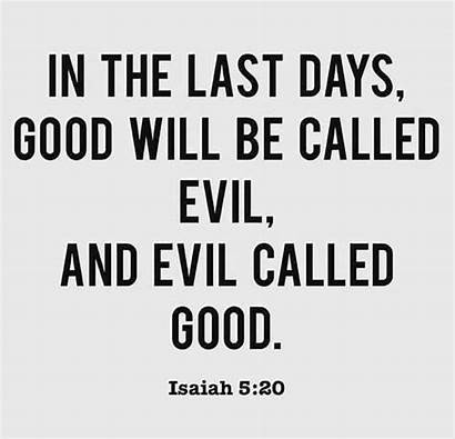 Bible Quotes Scripture Verses Democrats Evil Isaiah