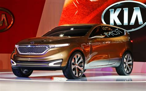 Cars Model 2018 2018 Kia Cross Gt Concept First Look