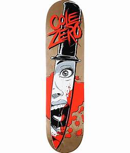 "Zero Cole Knife 7.75"" Skateboard Deck at Zumiez : PDP"
