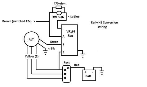 lucas regulator wiring diagram wiring diagram