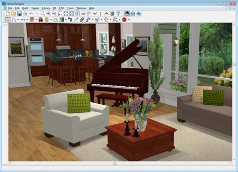The Benefits Of Using Free Interior Design Software Home
