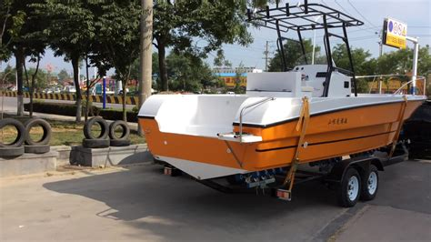 Boats For Sale Philippines by 23ft Fiberglass Fishing Boats Hulls For Sale Philippines