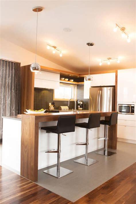 cuisine et la cuisine blanche et bois en 102 photos inspirantes