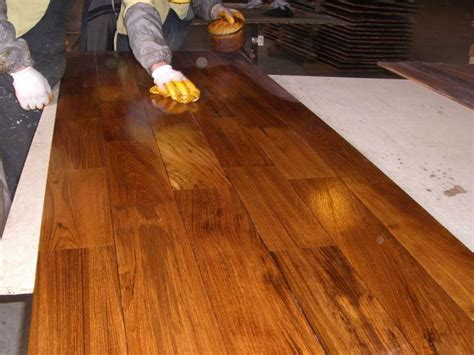 teak finger joint flooring, JAS 15mm teak wood flooring