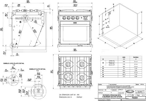 cooker sizes australia galley 10 gourmet galley ranges 10 a41