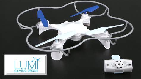 lumi gaming drone  wowwee youtube