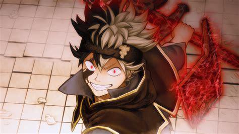 Wallpaper Of Anime Asta Black Clover Sword Background