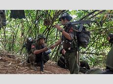 New Clash Between Ethnic Militia And Myanmar Troops Begins