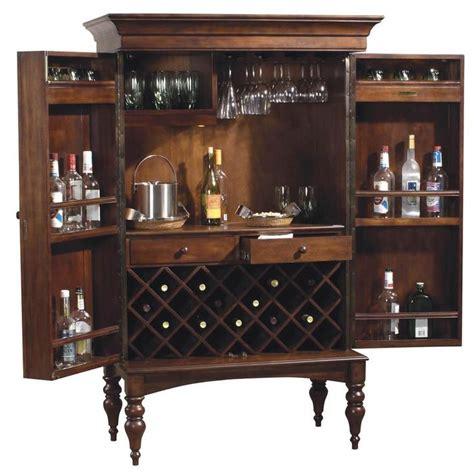 howard miller bar cabinet howard miller bar and liquor cabinet at brookstone buy now